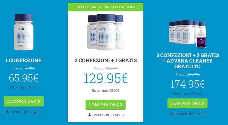 Dove acquistare PhenQ in Italia per ottenere il miglior prezzo e vantaggi