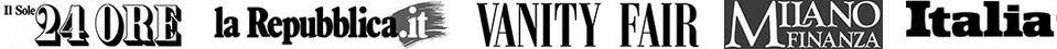 Manomano Giornali e Televisione: La Repubblica, Vanity Fair, Italia O, Metro